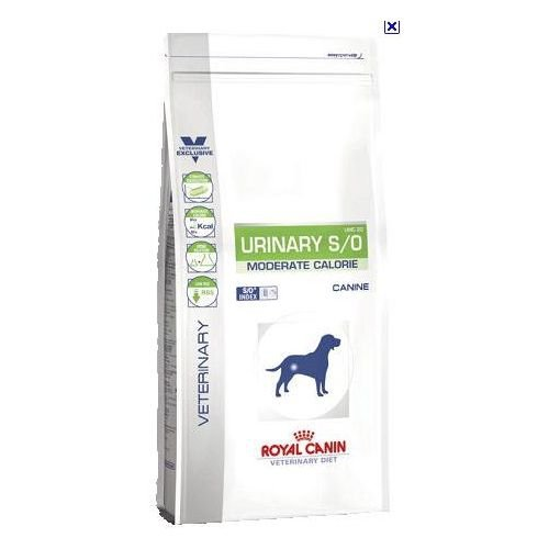 ROYAL CANIN Urinary S/O Moderate Calorie Canine 12 kg