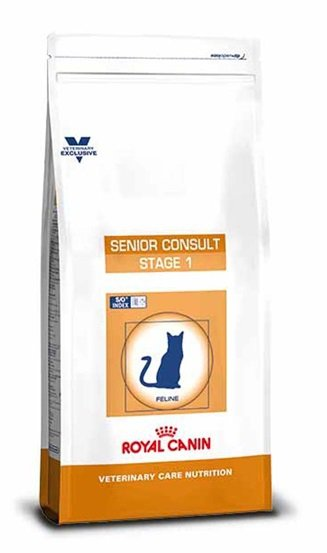 ROYAL CANIN CAT Senior Consult Stage 1 1,5 kg