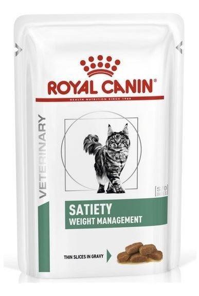 ROYAL CANIN CAT Satiety Weight Management 85g (saszetka)