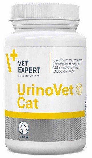 Vetexpert UrinoVet Cat 45 kapsułek