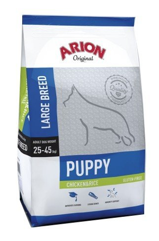 Arion Original Puppy Large Chicken & Rice 3kg