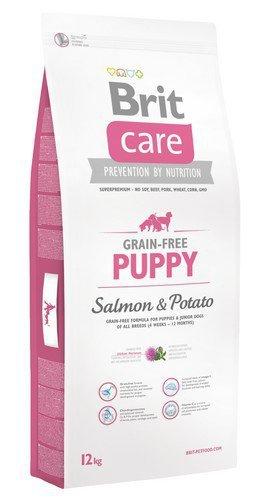 Brit Care Puppy Salmon and Potato 12kg