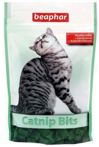 Beaphar Catnip Bits - z kocimiętką 150g