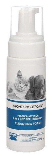 Frontline Pet Care Pianka myjąca 2w1 bez spłukiwania 150ml