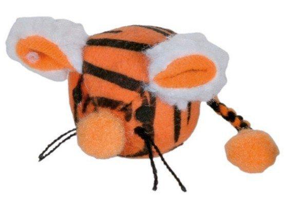 Trixie Mysz kulka pluszowa 4,5cm [4554]