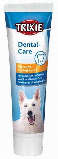 Trixie Pasta do zębów 100g herbata [2549]