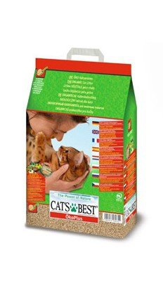 Cat's Best Eco Plus 40L / 17,2kg