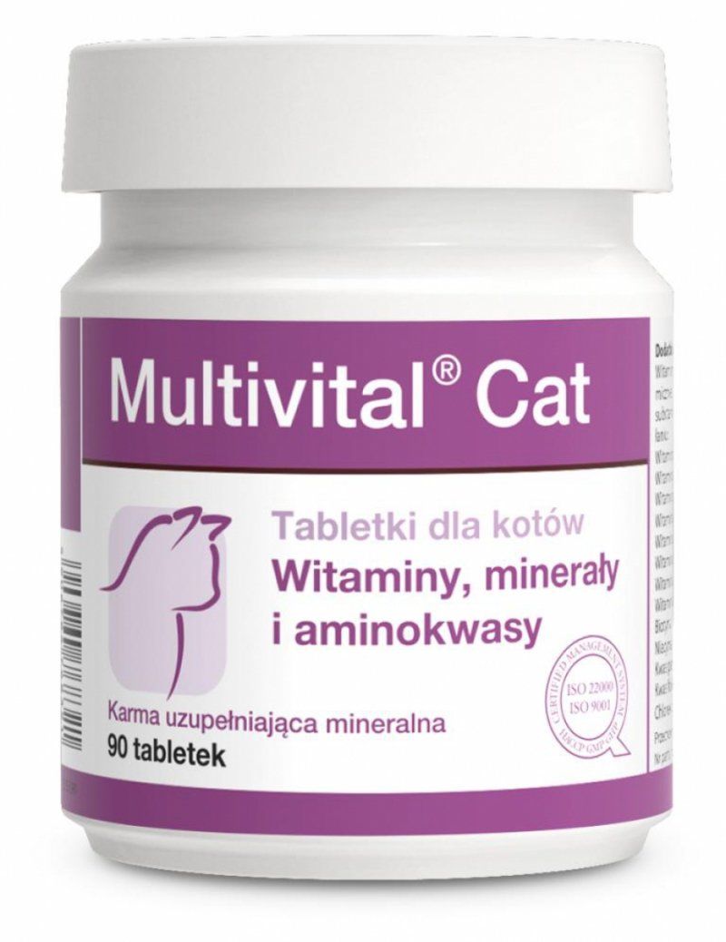 Dolfos Multivital Cat 90 tabletek