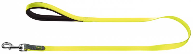 Hunter Smycz dla psa Convenience żółta 2/120cm