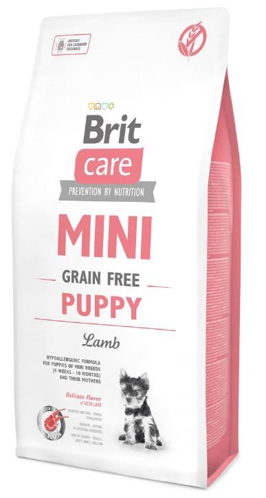 Brit Care MINI Puppy Lamb 400g