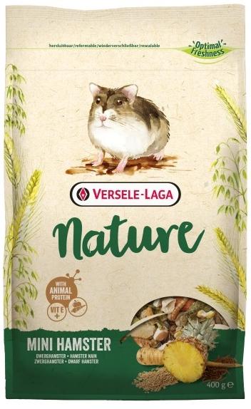 Versele-Laga Nature Mini Hamster - pokarm dla chomika 400g