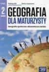 Geografia LO 2 Dla maturzysty Podr. ZR w.2018 NE