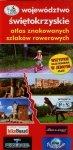 Województwo świętokrzyskie atlas znakowanych szlaków rowerowych