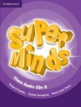 Super Minds 6 Class Audio 4CD