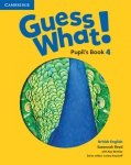Guess What! 4 Pupil's Book British English