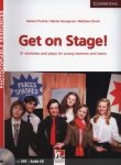 Get on Stage! Teacher's Book + DVD + CD