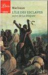 L'ile des esclaves suivi de La Dispute
