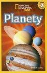 National Geographic Kids Planety Poziom 2