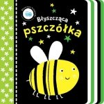 Błyszczące książeczki Błyszcząca pszczółka
