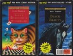 Alice's Adventures in Wonderland Black Beauty