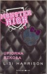 MONSTER HIGH Upiorna szkoła