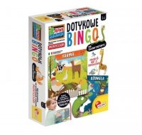 Zabawa edukacja Dotykowe Bingo ze zwierzętami