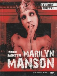 Inner Sanctum Marilyn Manson DVD (booklet)