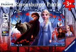 Frozen 2 Puzzle 2x12