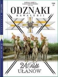 Wielka Księga Kawalerii Polskiej Odznaki Kawalerii Tom 18