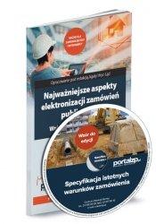 Najważniejsze aspekty elektronizacji zamówień publicznych (książka + CD)