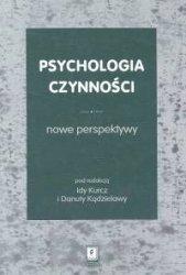 Psychologia czynności Nowe perspektywy
