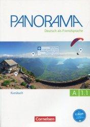 Panorama A1.1 Kursbuch