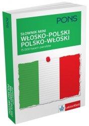 Słownik mini włosko-polski, polsko-włoski. 15 000 haseł i zwrotów