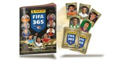 Album do naklejek FIFA 365 2017