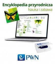 Pendrive Encyklopedia przyrodnicza dla każdego.
