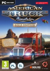 American Truck Simulator PC Gold Edition