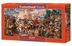 Puzzle Bitwa Pod Grunwaldem, Jan Matejko 600