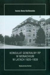 Konsulat Generalny RP w Monachium w latach 1920-1939