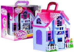 Domek dla lalek Mini Willa My Home