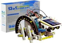 Zestaw kreatywny Roboty solarne Robot 13w1