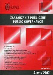 Zarządzanie Publiczne 4 (42) 2017