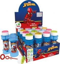 Bańki mydlane Spider-Man 120 ml Display 16 sztuk