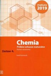 Chemia Próbne arkusze maturalne Zestaw 4 Poziom rozszerzony