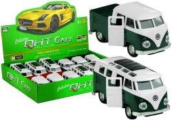 Autka Volksvagen T1 Samba Double Cab Pickup 1:32 mix