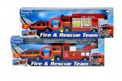 Teama Pojazdy ratunkowe Straż pożarna z drabiną 1:48