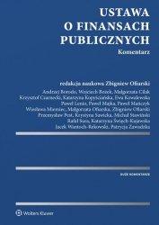 Ustawa o finansach publicznych Komentarz