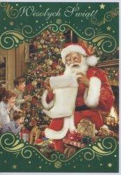 Karnet Boże Narodzenie B6-BNB druk 170013