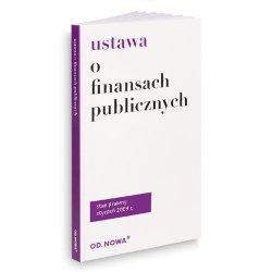 Ustawa o finansach publicznych broszura 2019