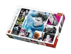 Puzzle Elvis Presley- wiecznie młody 1000