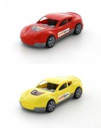 Samochód wyścigowy Saturn mix kolorów